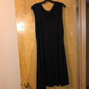 Karen Kane XL black sleeveless dress